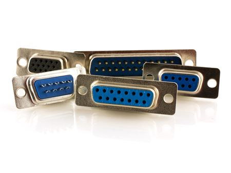 Picture for category Solder Connectors