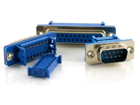 Picture for category Ribbon Connectors