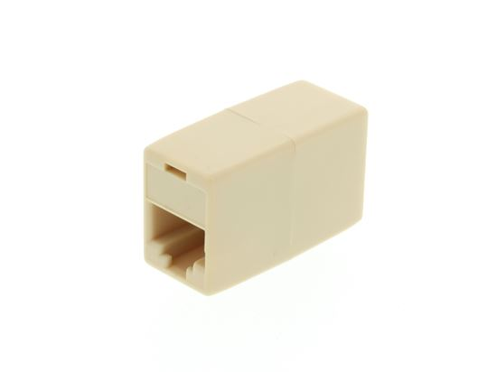 Picture of RJ45 Modular Coupler - Cross Wired - 8 Conductor