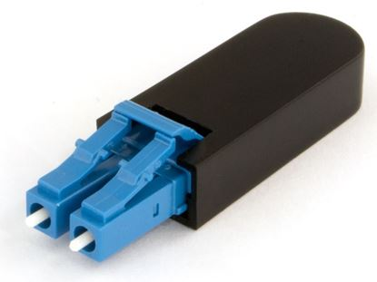 Picture of LC Fiber Optic Loopback Adapter (9/125)