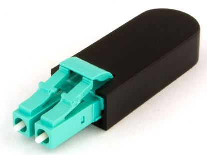 Picture of LC Fiber Optic Loopback Adapter (OM3)