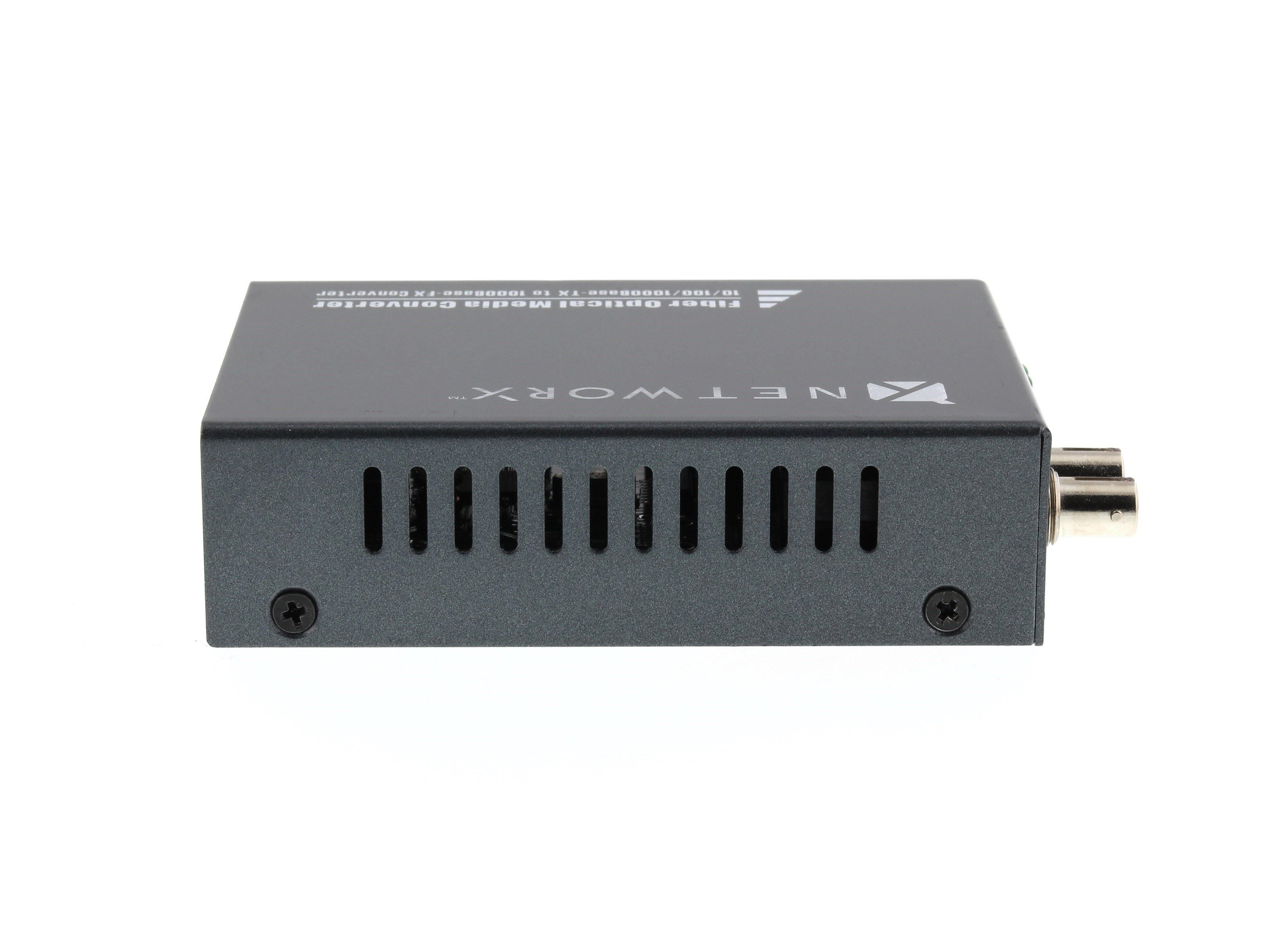 Networx Gigabit Ethernet Fiber Media Converter Utp To