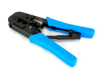 Picture of Economy Modular Crimp Tool for RJ45/RJ11 4, 6 and 8 conductor