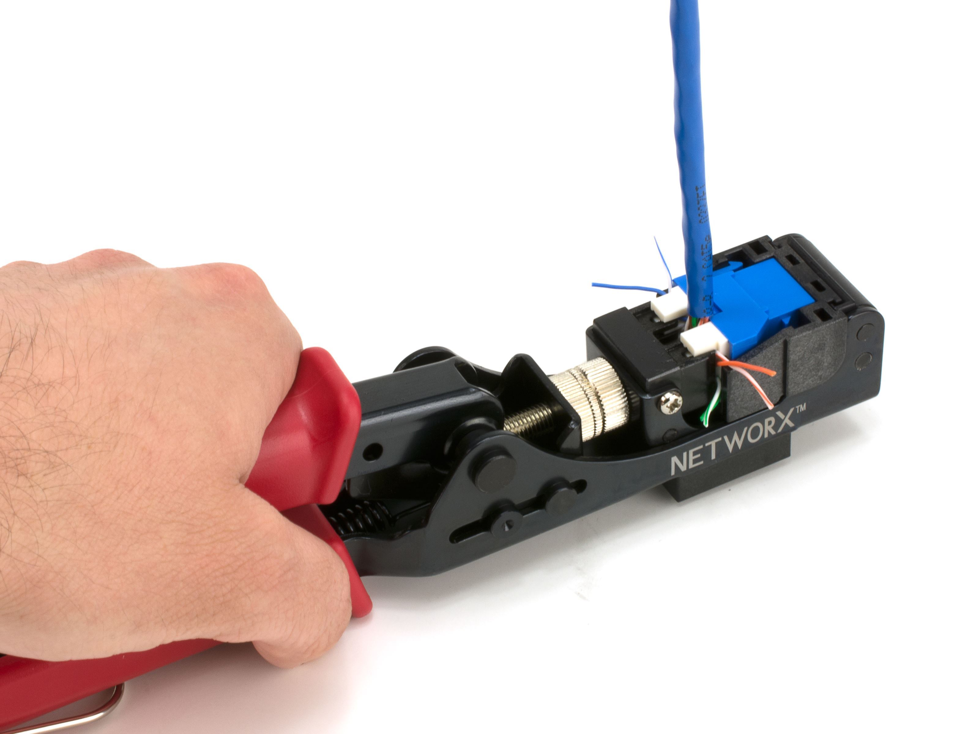 Networx Speed Termination Tool For 180 Degree Keystone Jacks Jack Wiring Picture Of