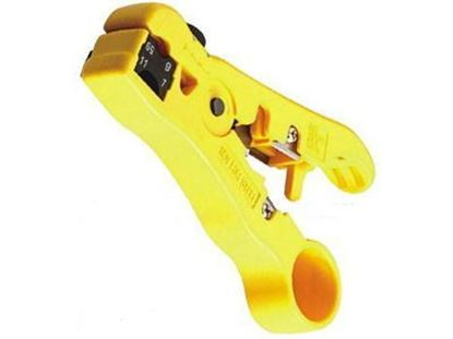 Picture of RG-59/6/7/11/UTP/STP Cable Stripper