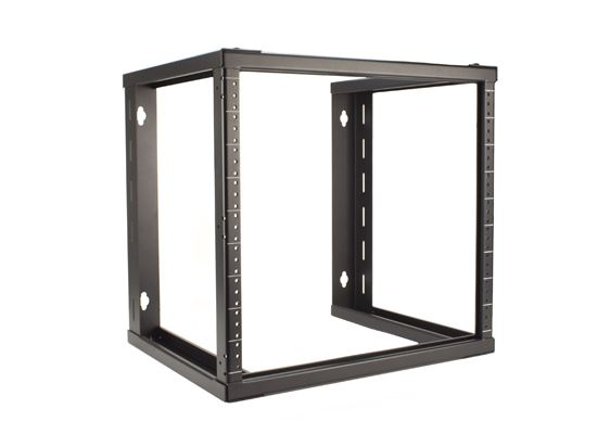 Networx - 9U Open Frame Wall Mount Rack - 101 Series, 16 Inches Deep ...