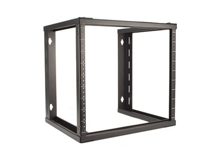 Picture of 18U Open Frame Wall Mount Rack - 101 Series, 16 Inches Deep, Flat Packed