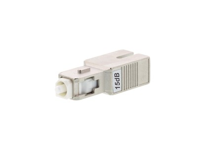 Fiber Optic Attenuator SC/UPC 15dB