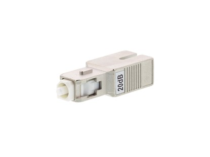 Fiber Optic Attenuator SC/UPC 20dB