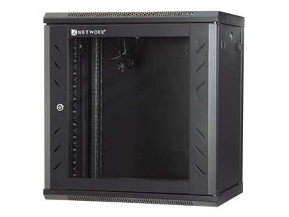 Picture of 9U Wall Mount Cabinet - 201 Series, 24 Inches Deep, Flat Packed